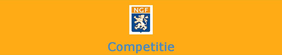 Informatie voor NGF competitie spelers