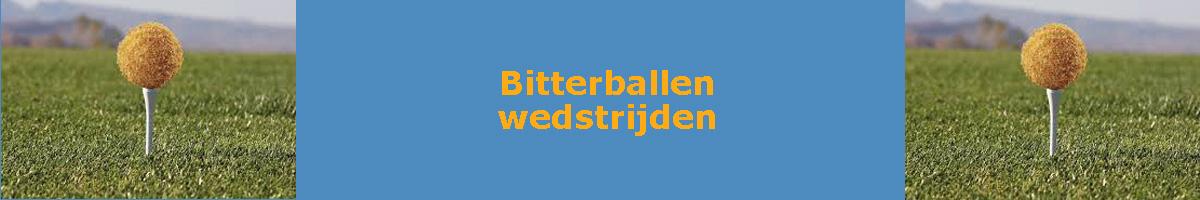 Doe mee met de bitterballen wedstrijd op 20 april…