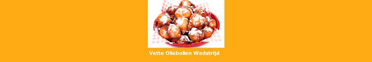 Doe mee met de Vette Oliebollenwedstrijd op 29 december